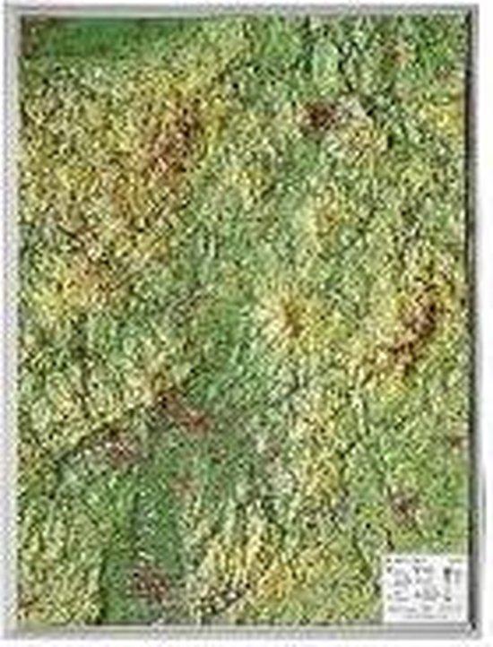 Hessen klein 1:700.000 Reliefkarte