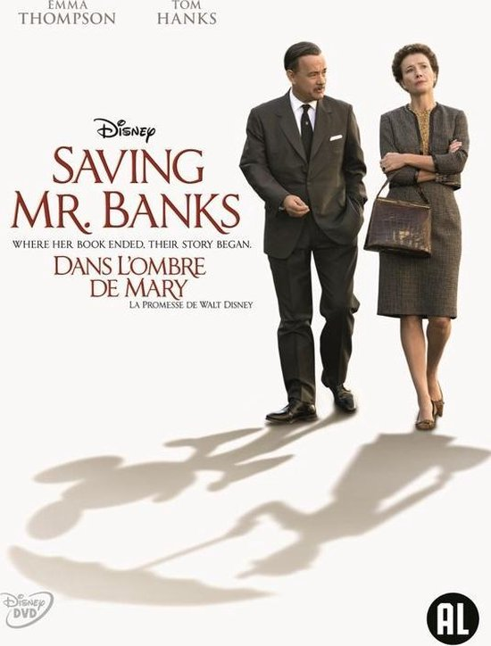 Cover van de film 'Saving Mr. Banks'