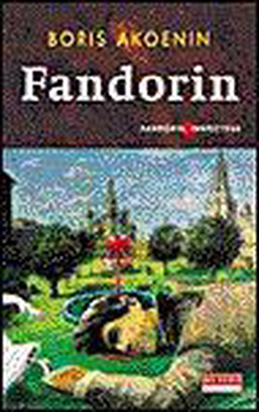 Fandorin - Boris Akoenin |