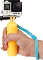Bobber Hand Grip With Strap GoPro