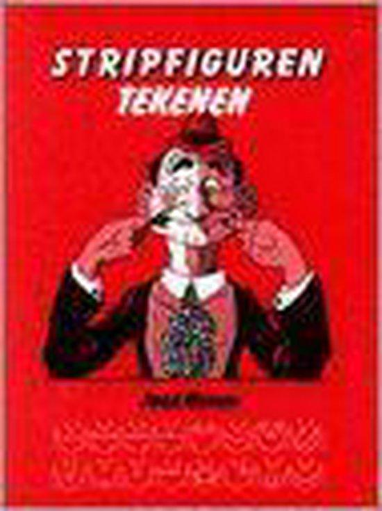 Stripfiguren Tekenen - Jack Hamm |