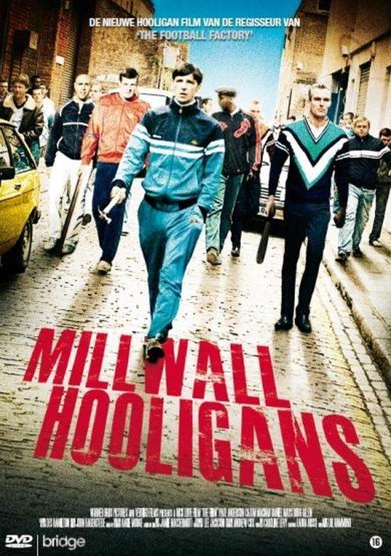 Cover van de film 'Milwall Hooligans'