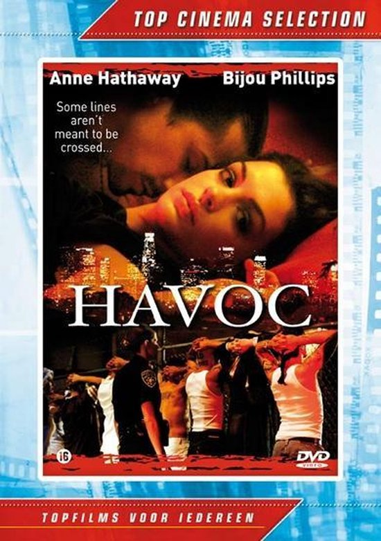 Cover van de film 'Havoc'