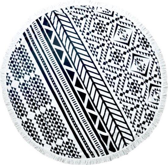 Retro Roundie Doek | 100% Polyester | 150 x 150 cm | Fashion Accessoire/Home Deco/Musthave