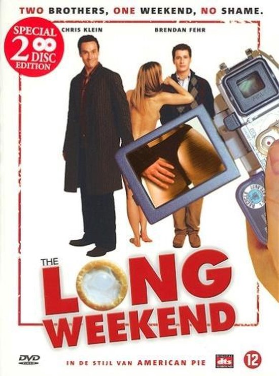Cover van de film 'Long Weekend'