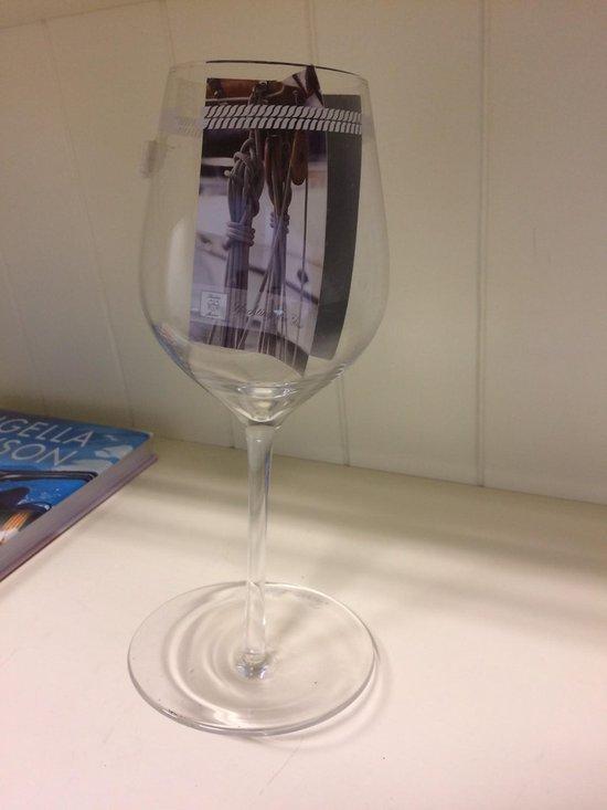 Riviera Maison Yachting Wine Glass