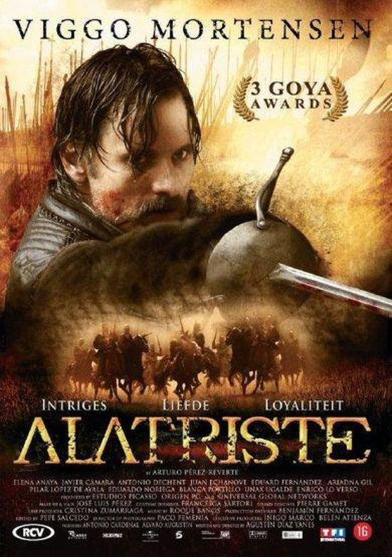 Cover van de film 'Alatriste'