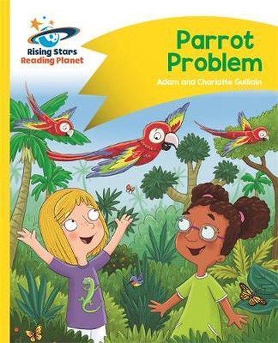 Reading Planet - Parrot Problem - Yellow