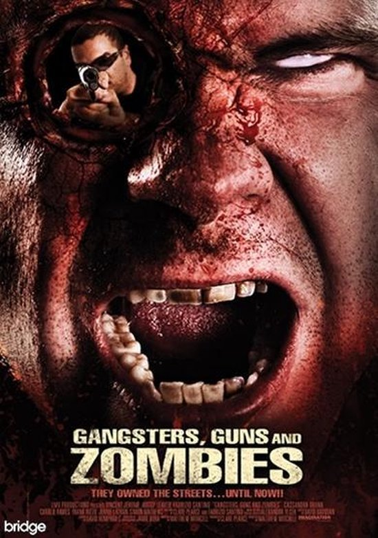 Cover van de film 'Gangsters Guns & Zombies'