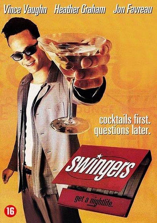 Cover van de film 'Swingers'