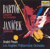 Concerto For Orchestra/Sinfonietta
