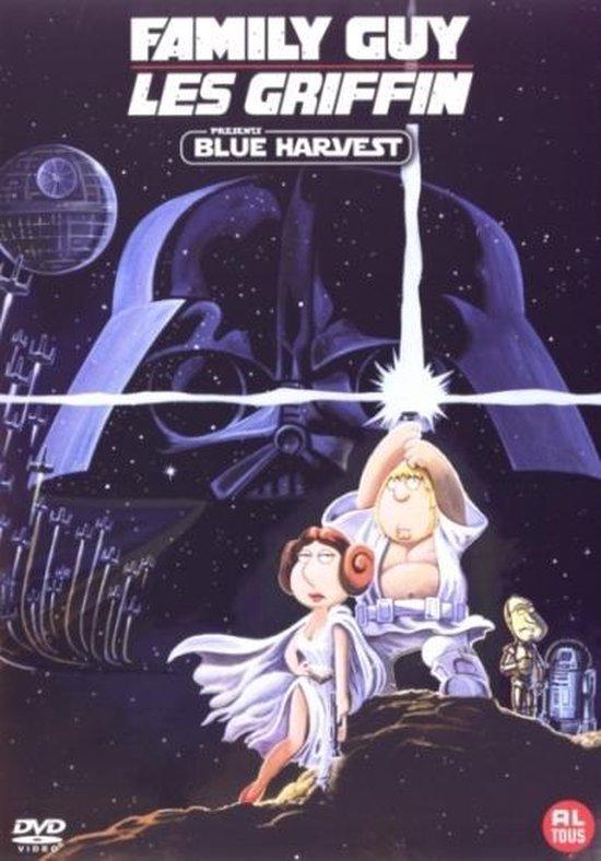 Cover van de film 'Family Guy - Blue Harvest'