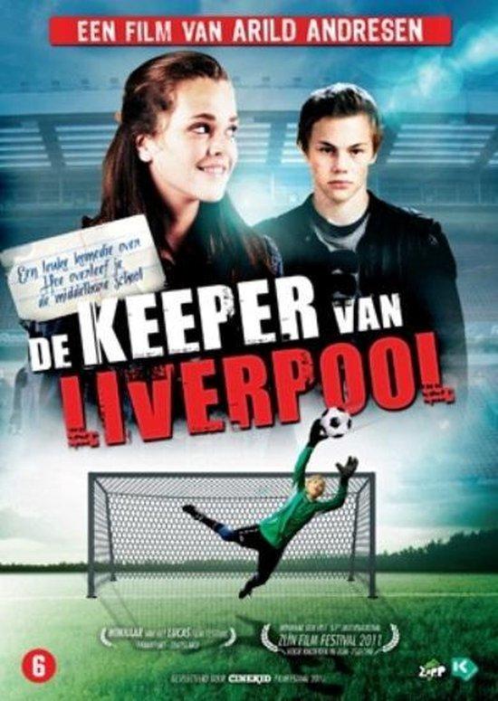 Cover van de film 'De Keeper Van Liverpool'