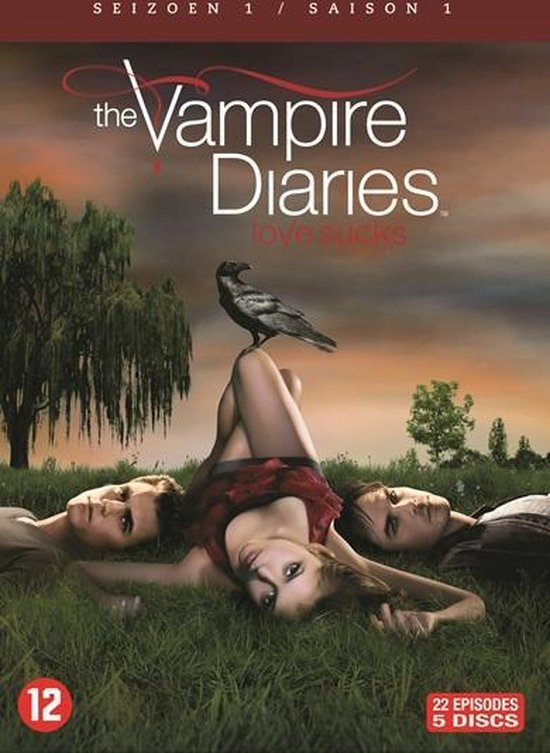 The Vampire Diaries - Seizoen 1