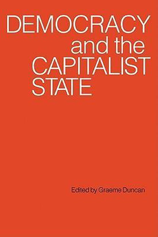 Democracy and the Capitalist State