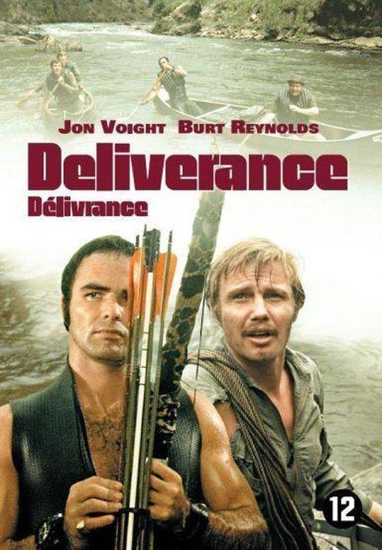 Cover van de film 'Deliverance'