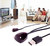 Universele Infrarood Verlenger - IR Afstandsbediening Receiver Ontvanger & Transmitter Set - Met USB Adapter