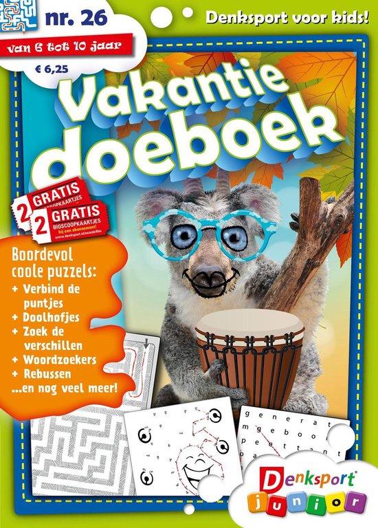 DSP VAKANTIE DOEBOEK 0026