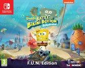 Spongebob SquarePants: Battle for Bikini Bottom - Rehydrated - F.U.N Edition - Nintendo Switch