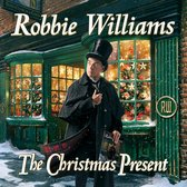 CD cover van The Christmas Present (Deluxe Edition) van Robbie Williams