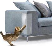 Bescherming tegen krab schade van katten - 2 stuks - konijnen - honden - meubel bescherming - cat scratchers - furniture - couch protector - katten nagels - huisdieren veiligheid - meubel - interieur