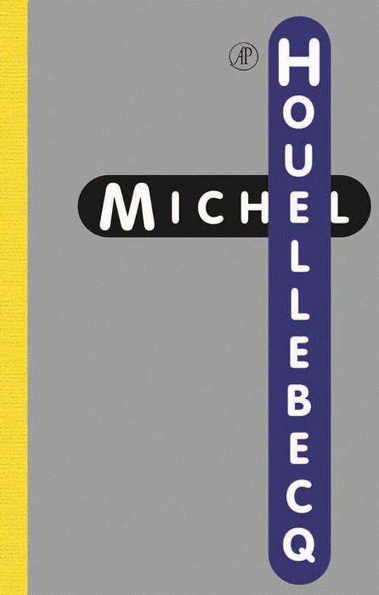 Boek cover Serotonine van Michel Houellebecq (Hardcover)
