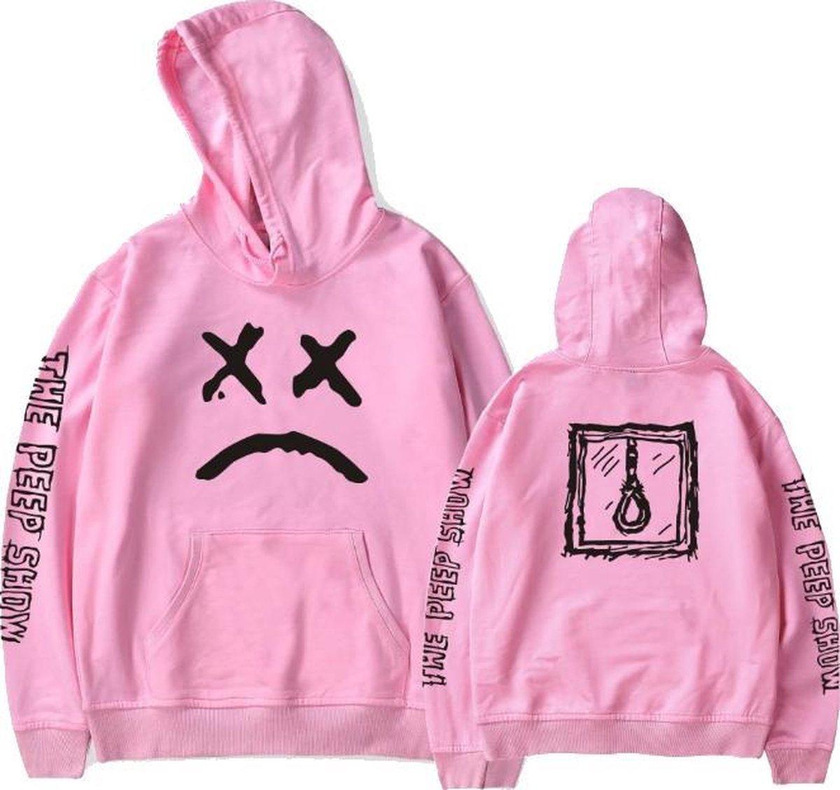 Lil Peep Cry Baby Hoodie Wit | Maasland Solutions