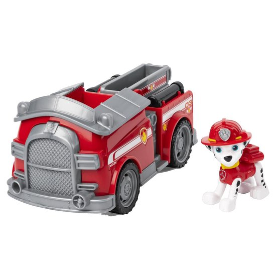 Afbeelding van PAW Patrol Basic Vehicle - Marshall