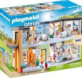 PLAYMOBIL City Life Groot ziekenhuis met inrichting - 70190