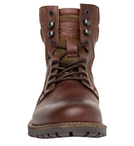 PME Legend Boot CS donkerbruin schoenen heren (S) (PBO196031 771)