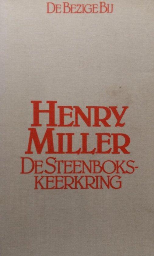 De Steenbokskeerkring - Henry Miller |