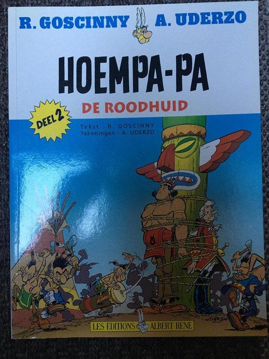 Hoempa-pa zwaait de krijgsbijl ; hoempa-pa en de piraten - Uderzo  