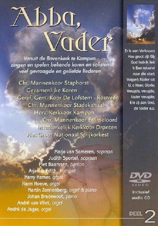 Cover van de film 'Abba Vader'