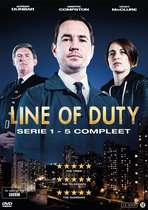 Line of Duty seizoen 1-5