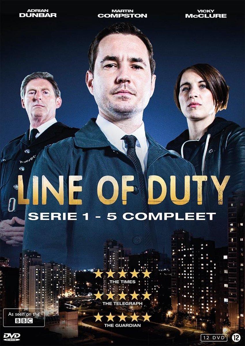 Line Of Duty - Series 1-5