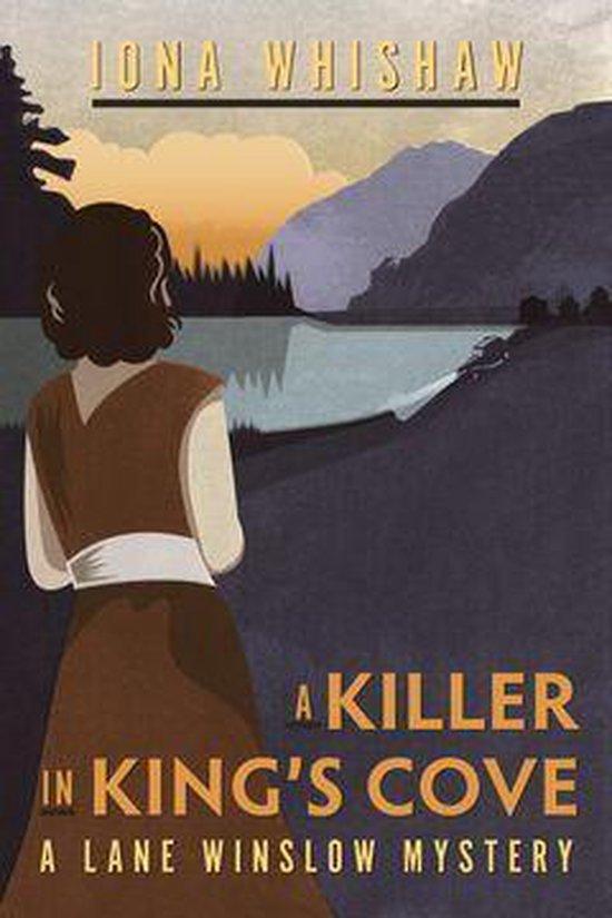 Omslag van A Killer in King's Cove