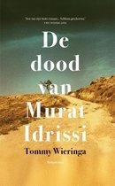 Boekomslag van 'De dood van Murat Idrissi'