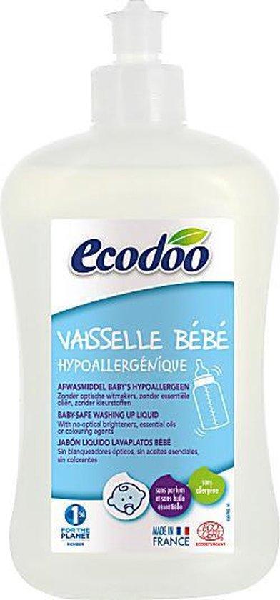 Ecodoo afwasmiddel baby's hypoallergeen