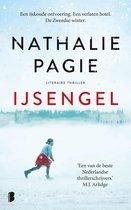 Boek cover IJsengel van Nathalie Pagie (Onbekend)