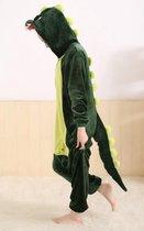 Groene Draak Dieren Onesie   cm)