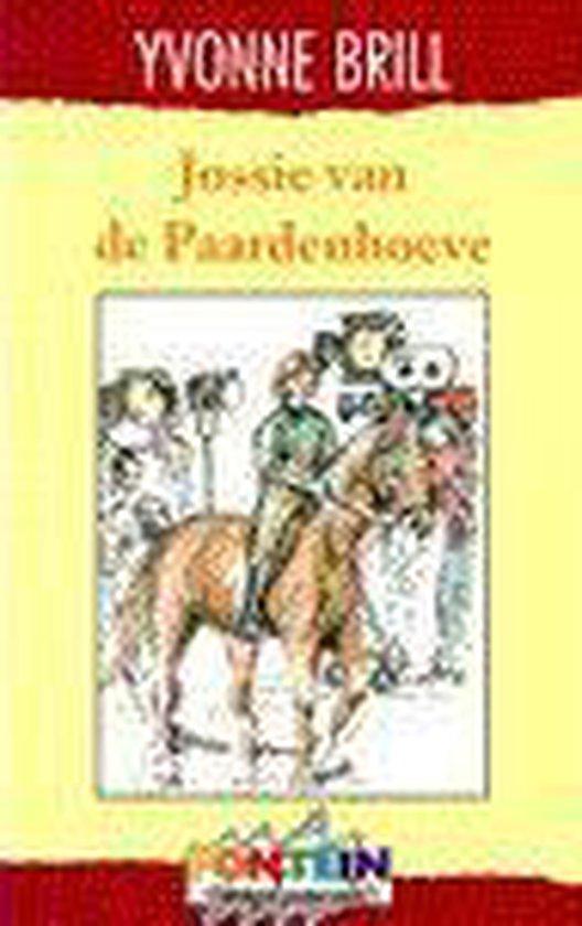 Jossie van de Paardenhoeve - Yvonne Brill  