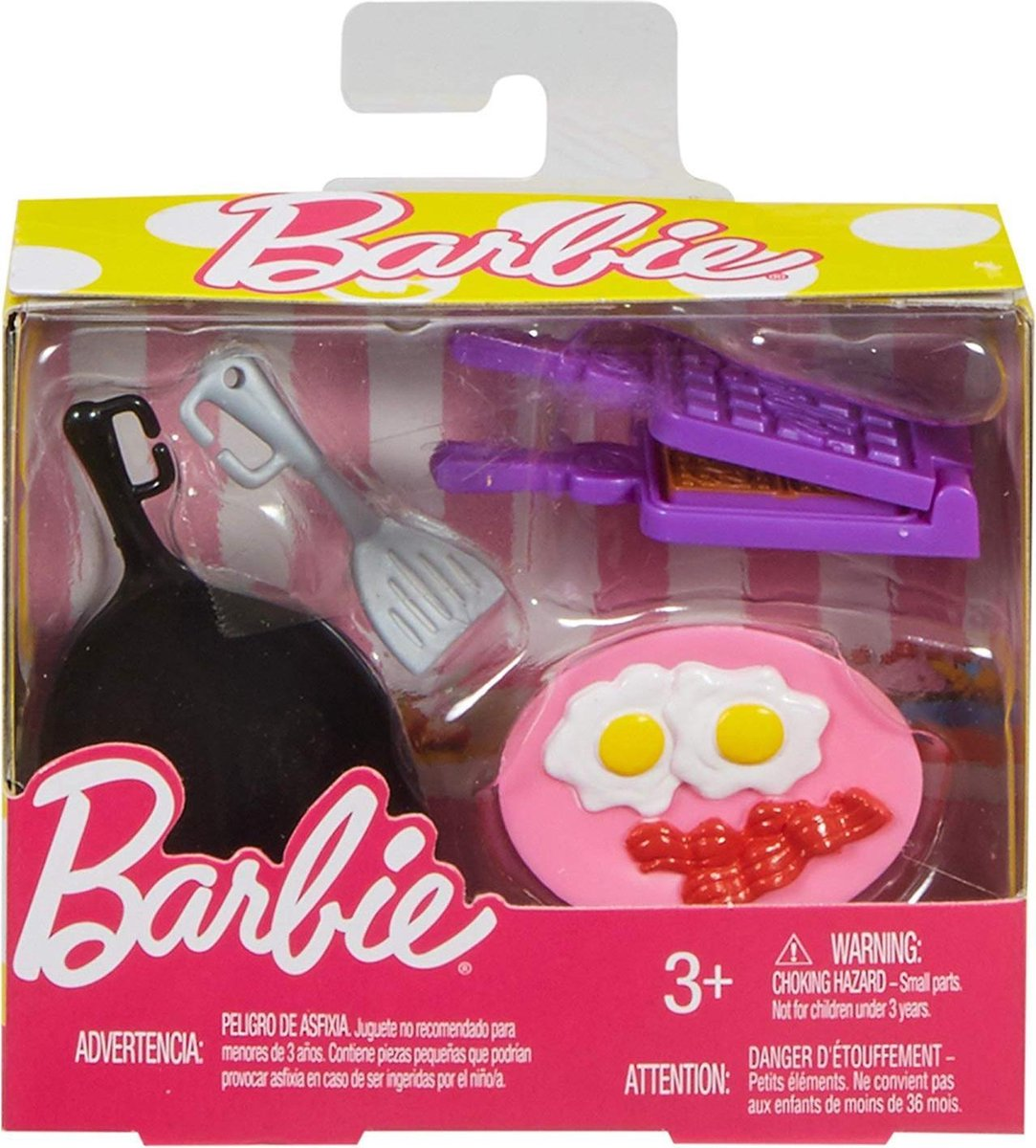 Barbie - Koken Set