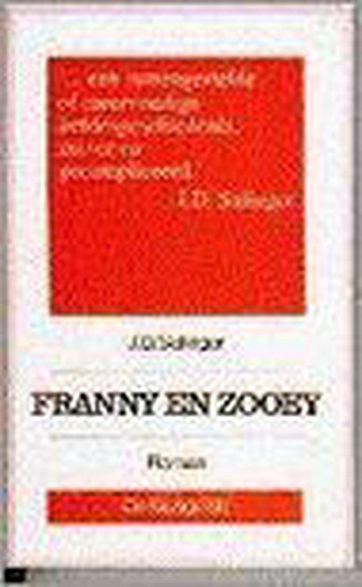 Franny en Zooey - J.D. Salinger |