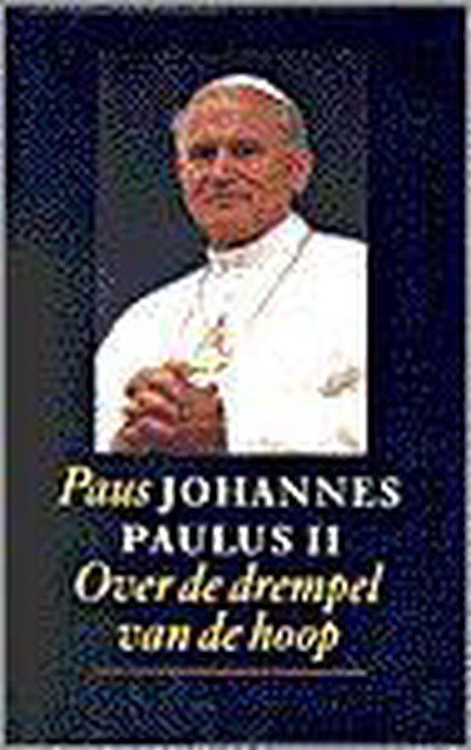 Over de drempel van de hoop - Johannes Paulus | Fthsonline.com