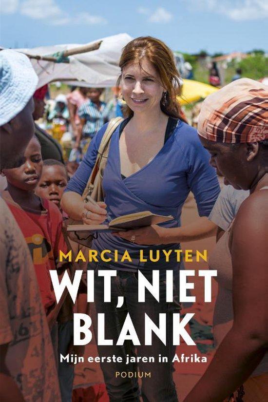Wit, niet blank - Marcia Luyten |