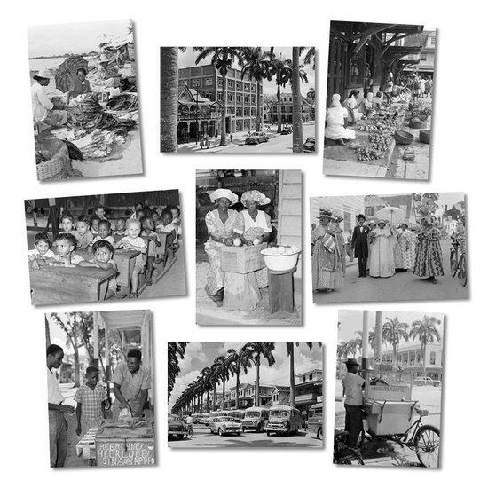 Boek cover Tijdreis Suriname van Timeview-Care (Onbekend)