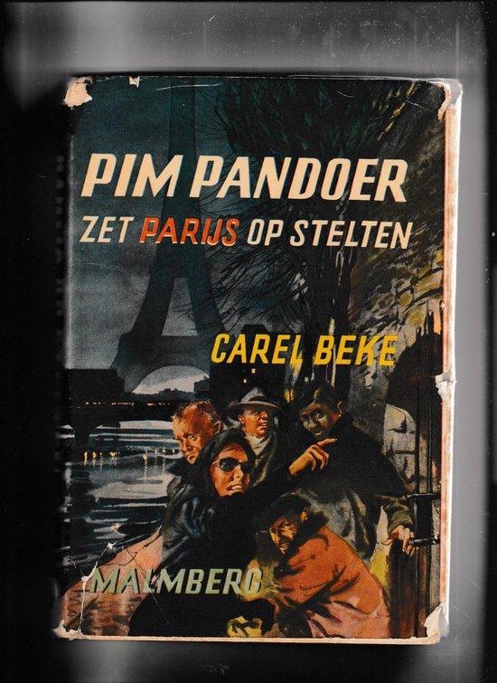 Pim pandoer zet parys op stelten - Beke pdf epub