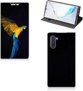 Samsung Galaxy Note 10 Hoesje maken Papegaai