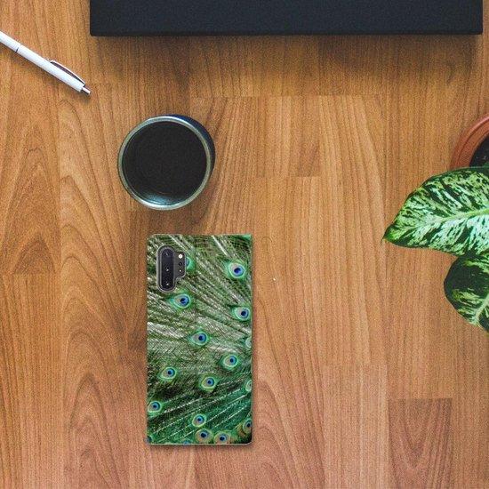 Samsung Galaxy Note 10 Plus Hoesje maken Pauw