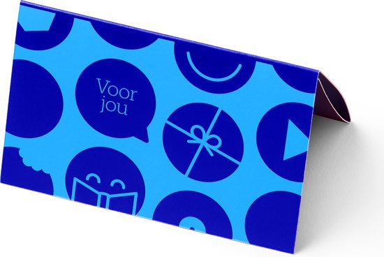 bol.com cadeaukaart - 50 euro - Voor jou